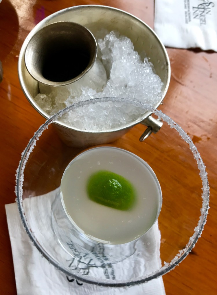 San Angel Inn: margarita
