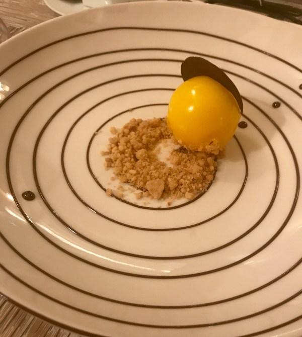 Zsara Ges: dessert