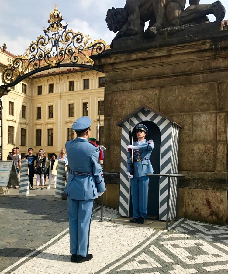 Prague: Castle