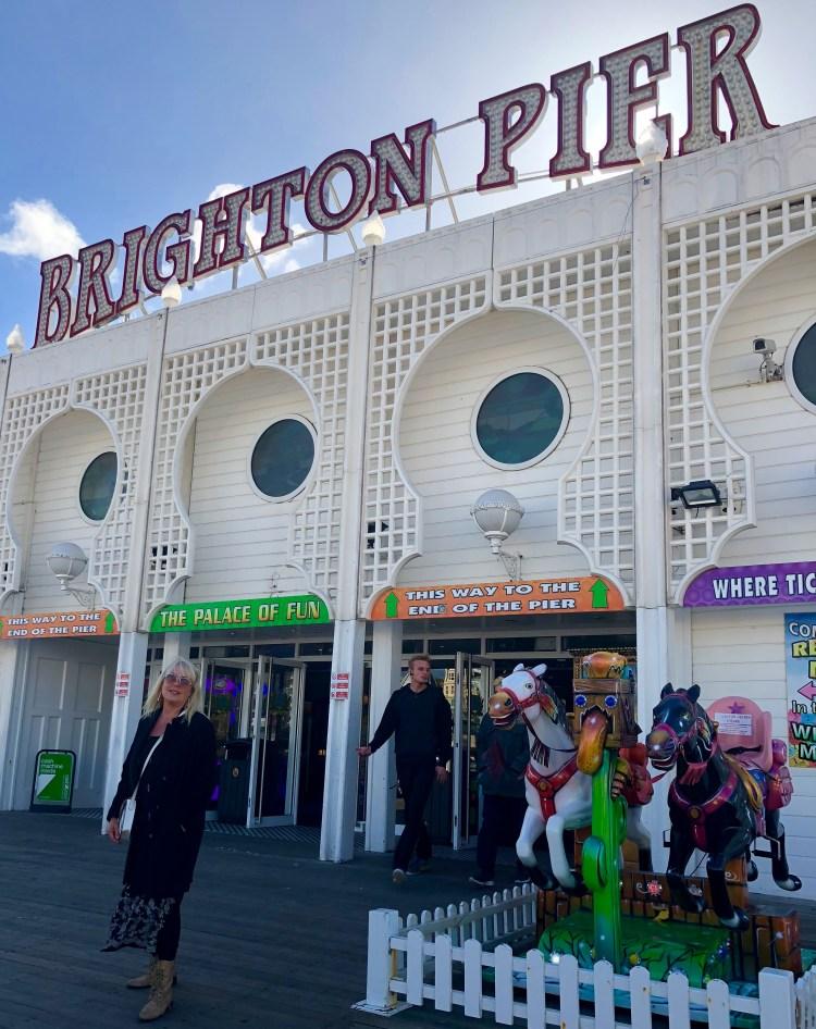 Brighton: Pier