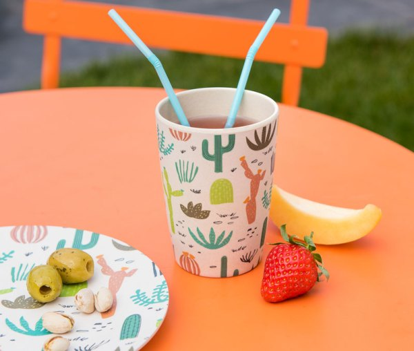 Competition: Desert in Bloom tumbler