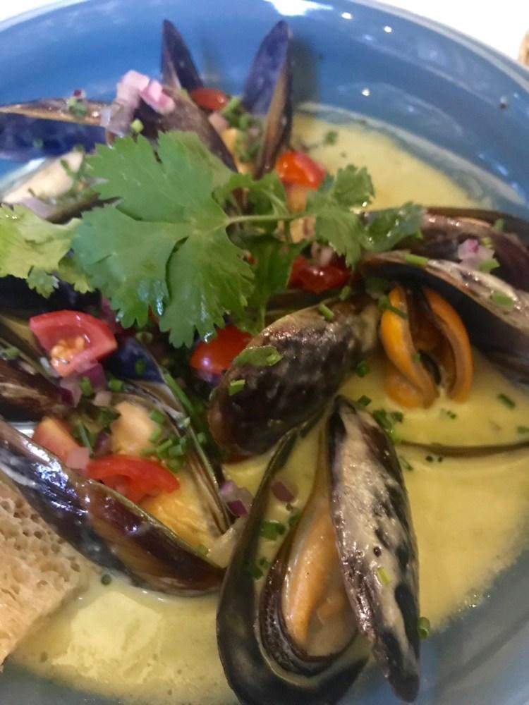 Sixteen82: mussels