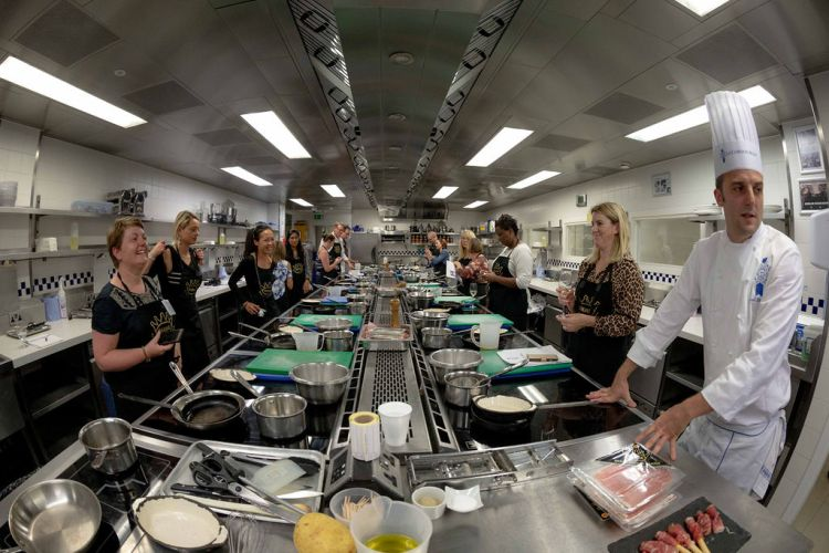 Parma Ham: kitchen