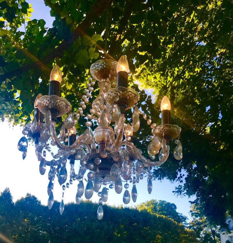 Grand-Luce: crystal chandeliers