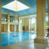 Chewton Glen: Indoor pool