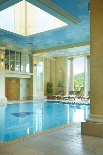 Chewton Glen: Indoor pool