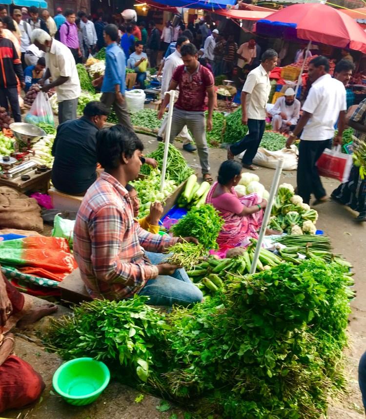 India: herbs