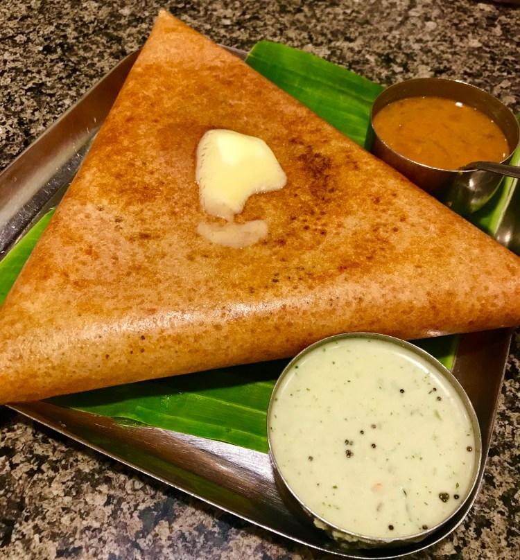 Karnataka: masala dosa