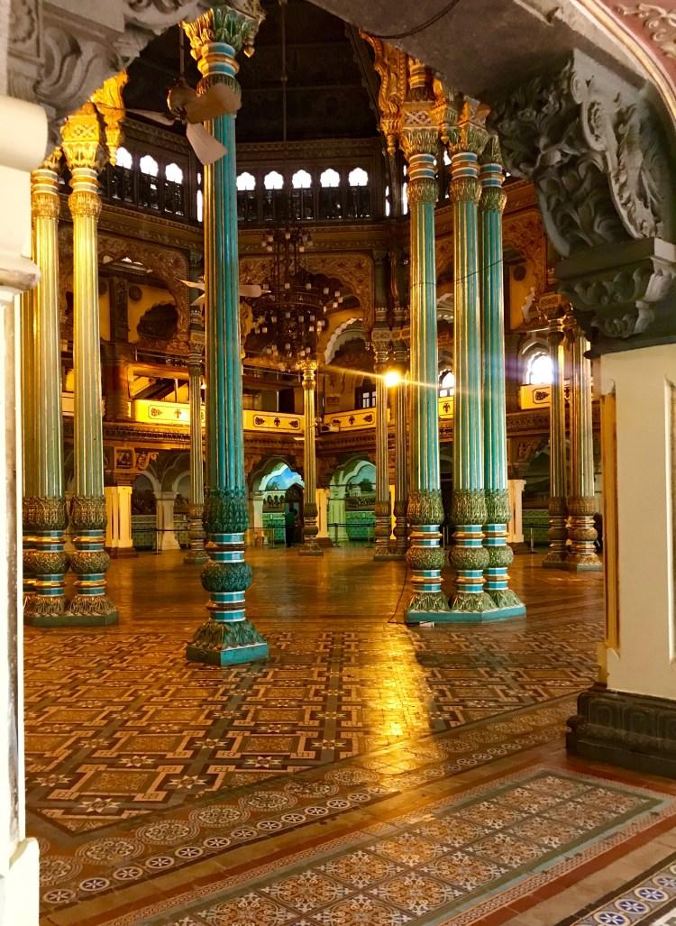 Karnataka: Mysore Palace