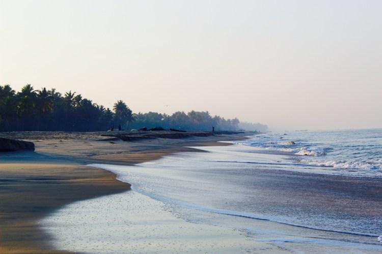 Kerala: beach
