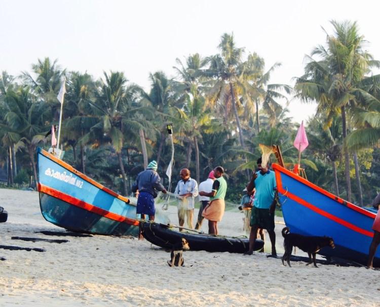 Kerala: Marari beach