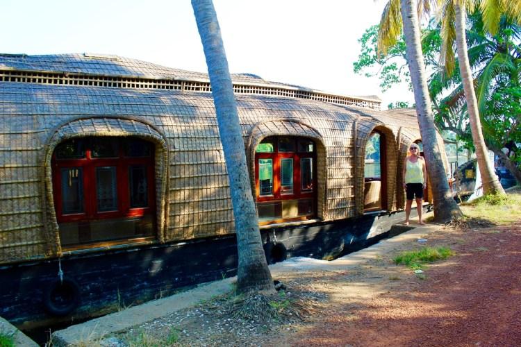 Kerala: houseboat backwaters