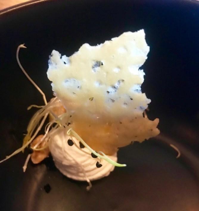 La Mouette: butternut soup