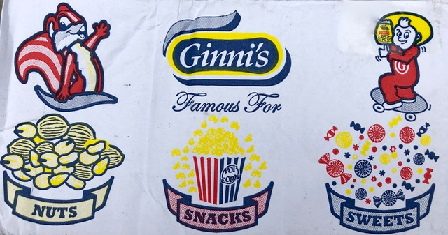 Ginni's: snack box