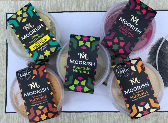 Moorish: humous