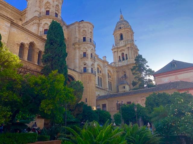 Malaga: cathedral
