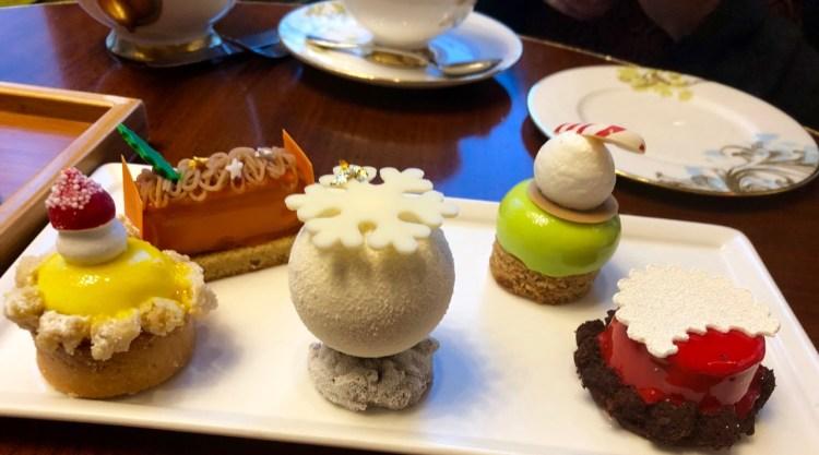 Mandarin Oriental: pastries