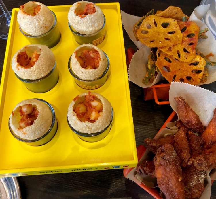 Soho Wala: small plates