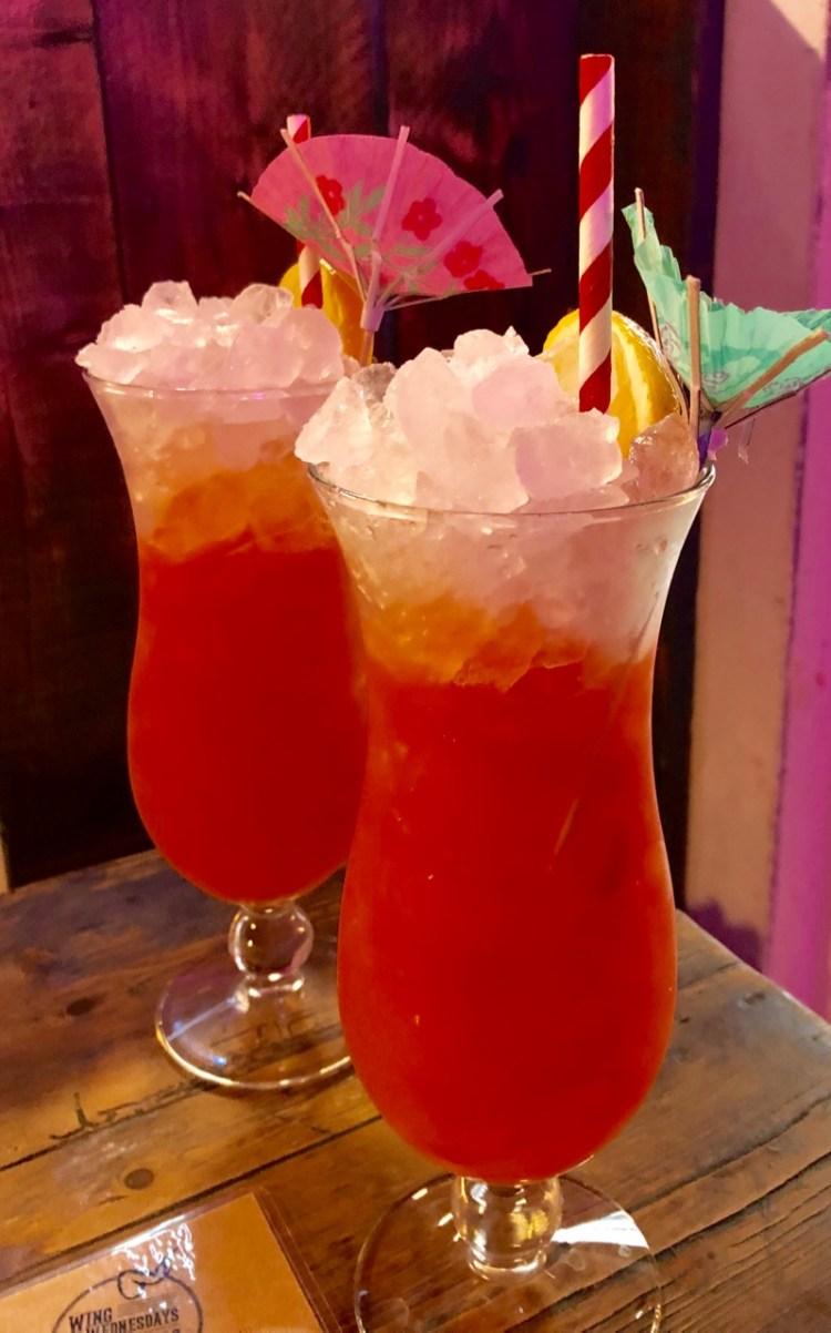 Bayou Bar: Hurricane