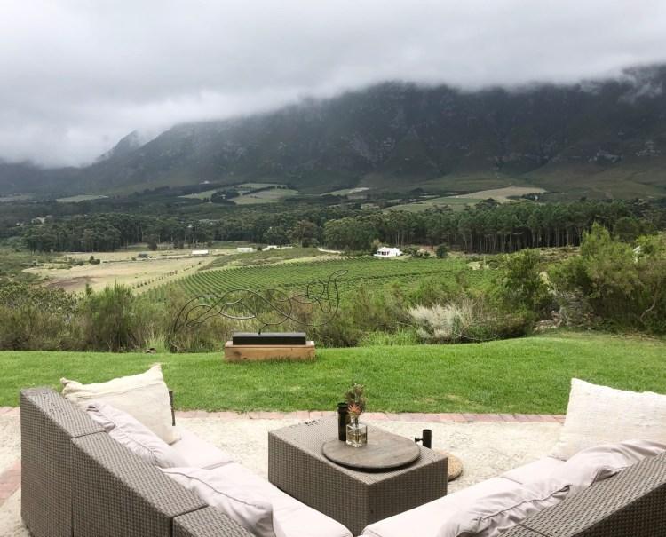 Spookfontein: view