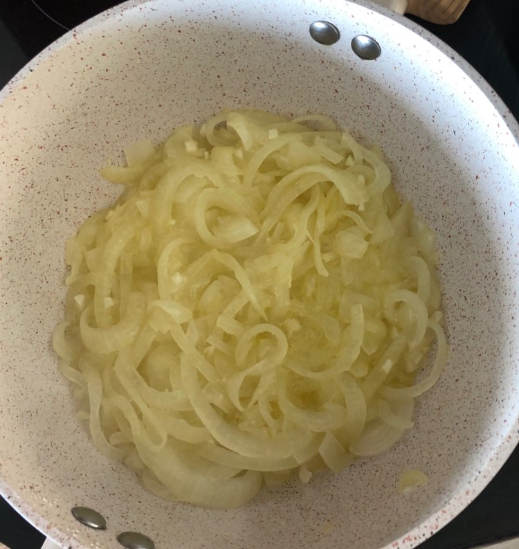 Recipe: onions