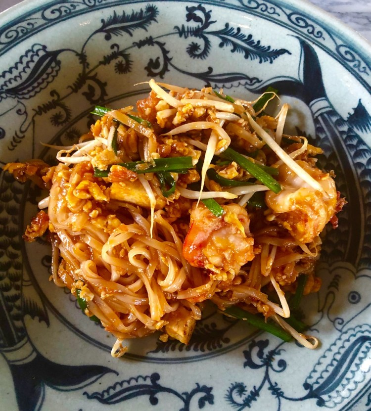 The Peninsula: Pad Thai