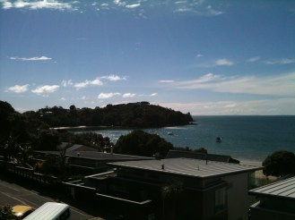 The View from Oneroa Village