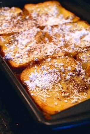 3 - French Toast Bake