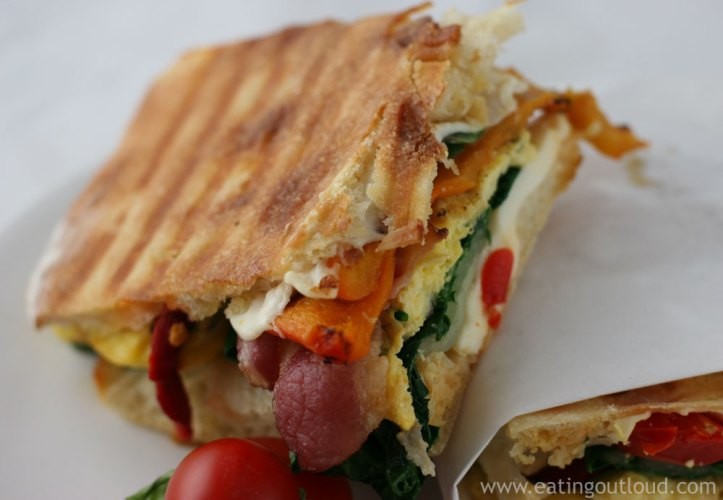 Breakfast Panini Recipe Eating Out Loud