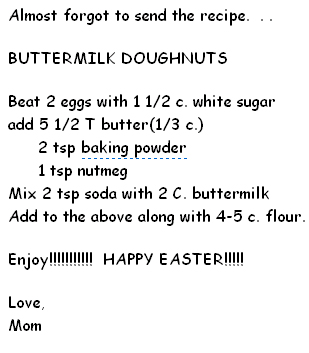 doughnut-recipe
