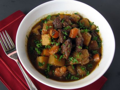 Irish Beef Stew Recipe for St  Patrick s Day My ethnic