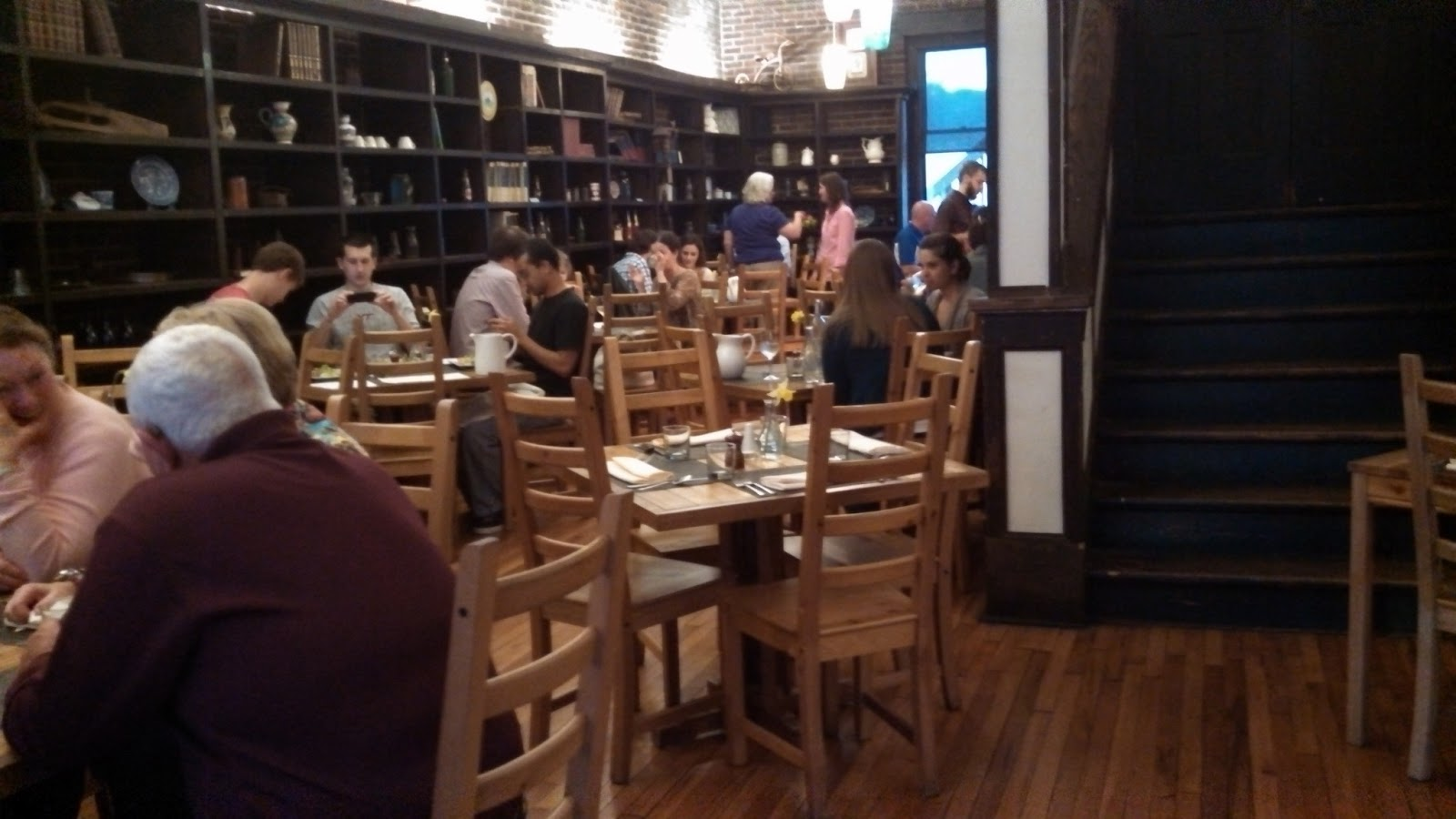 The Palisades Restaurant Eggleston Springs Eating The