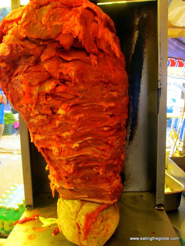 "Pastor at Tuesday Market/""El Tianguis"""
