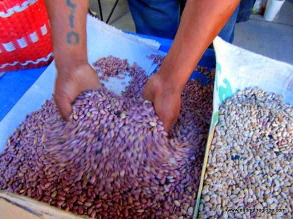 market beans