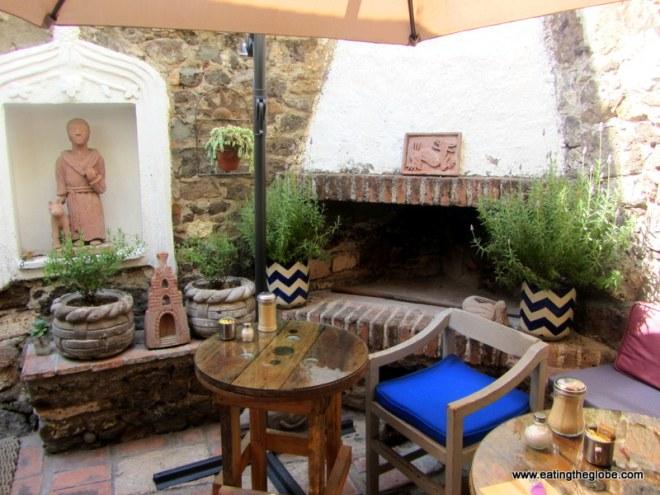 Lavanda Cafe San Miguel de Allende, Mexico