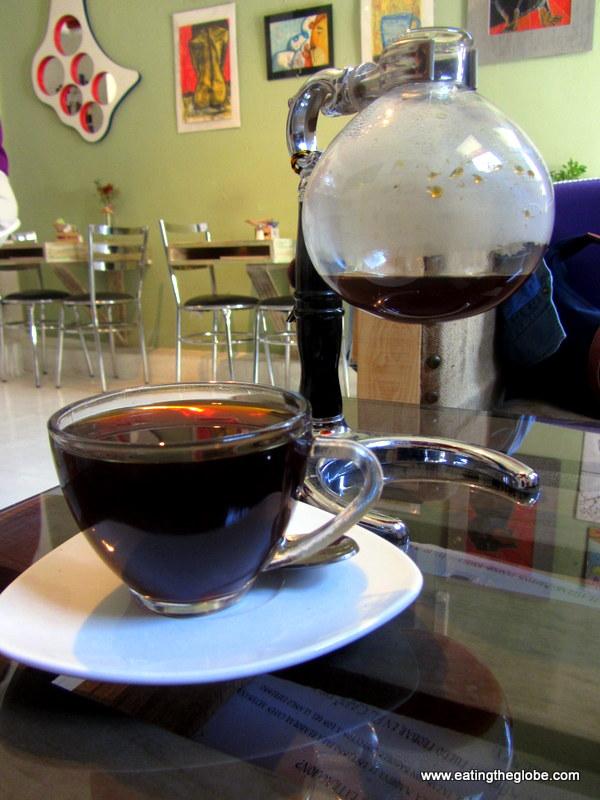 Cafe De La Mancha San Miguel De Allende