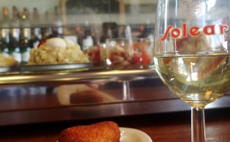 All Of The Best Food In Spain Croquettes and Dry Sherry Madrid food