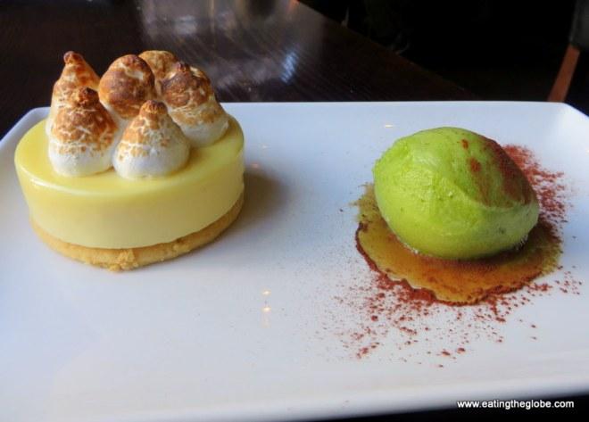 Dessert at The Magnum-Edinburgh Restaurants frdd