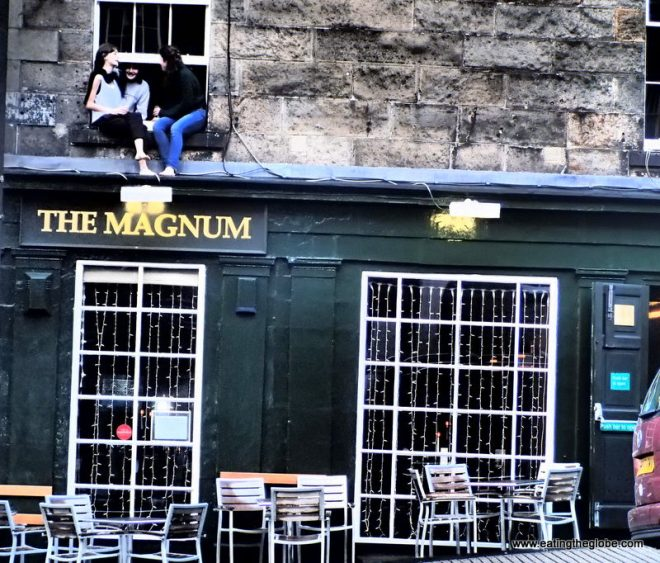 Edinburgh Restaurants-The Magnum