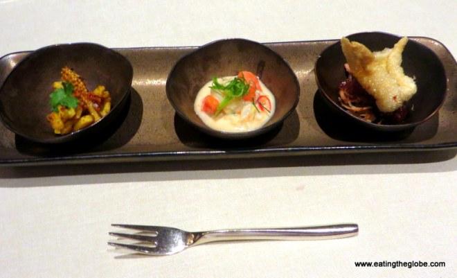 Benjarong Restaurant, Bangkok