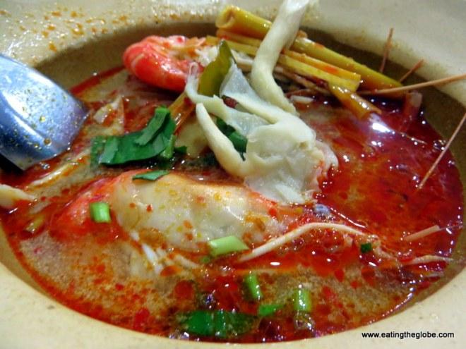 food around the world Bangkok restaurant P'Aor