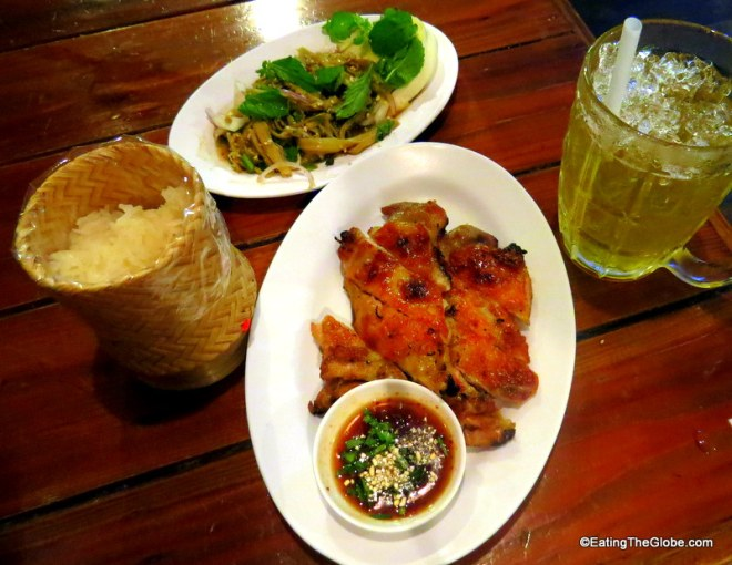 The Best Grilled Chicken In Chiang Mai At Cherng Doi ...