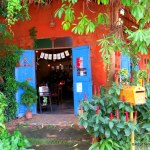 Cafe DinDee: Vegetarian Dining In A Mud Hut-Chiang Mai