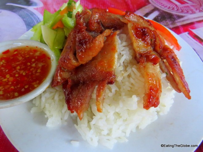 siem reap pork and rice