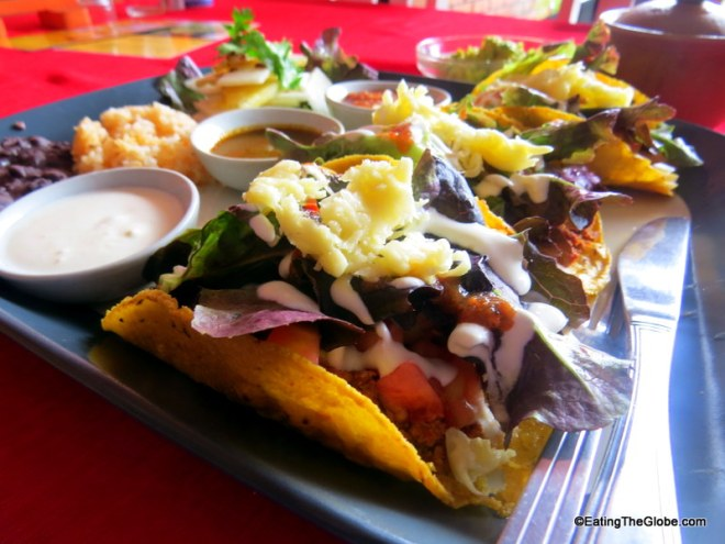 Mexican food in Chiang Mai, Salsa Kitchen