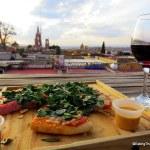 Pizza With A View: Casa Chiquita In San Miguel de Allende
