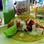 Baja Fish Taquito: Ensenada Style Fish Tacos In San Miguel de Allende