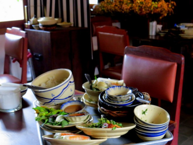 Saigon food Cuc Gach Quan