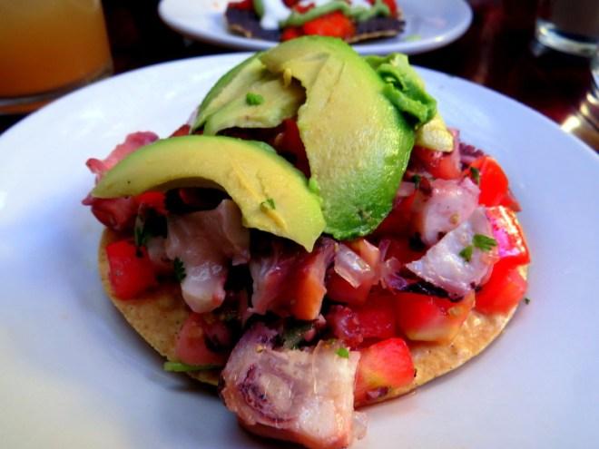 San Miguel de Allende food La Sirena Gorda