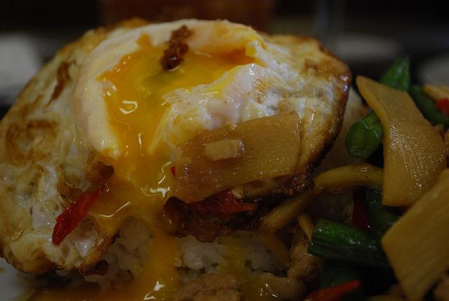 Thai foods Phat Kaphrao